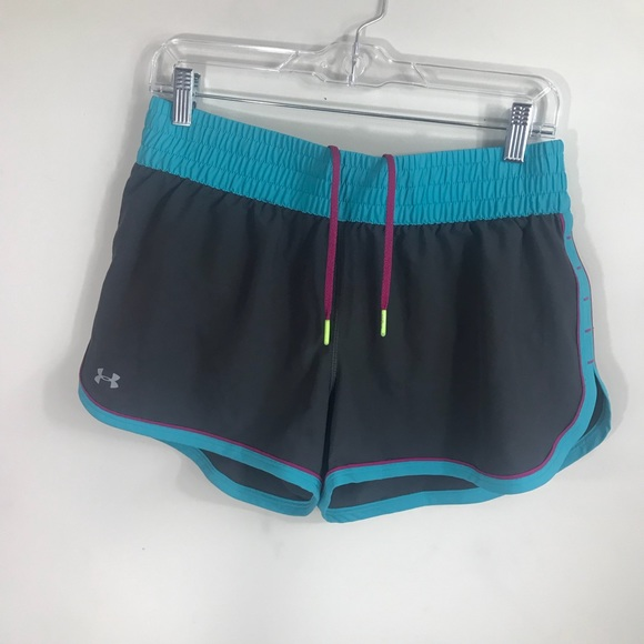 Under Armour Pants - UNDER ARMOUR | Heat Gear Lined Shorts M